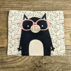 Cute Kitty Makeup Bag